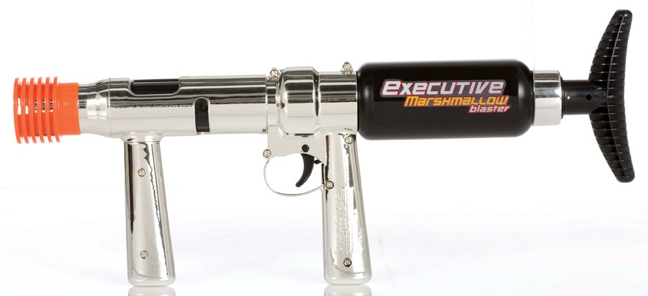 Executive Marshmallow Blaster