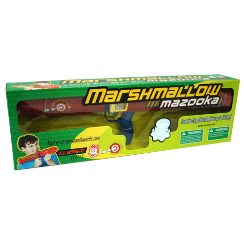 Mazooka Marshmallow Shooter