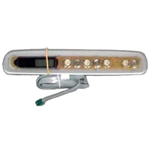Spa Side Cntrl,Electr,MASTER SPA(Balboa)MAS425,4 BTN,LCD,
