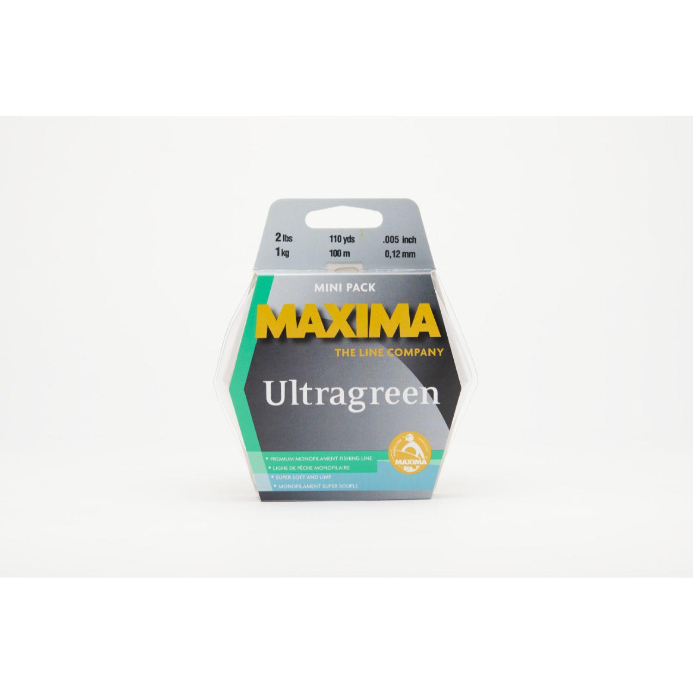 Maxima Ultragreen Mini Pack 2lb 110yds