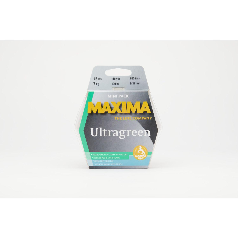 Maxima Ultragreen Mini Pack 15lb 110yds
