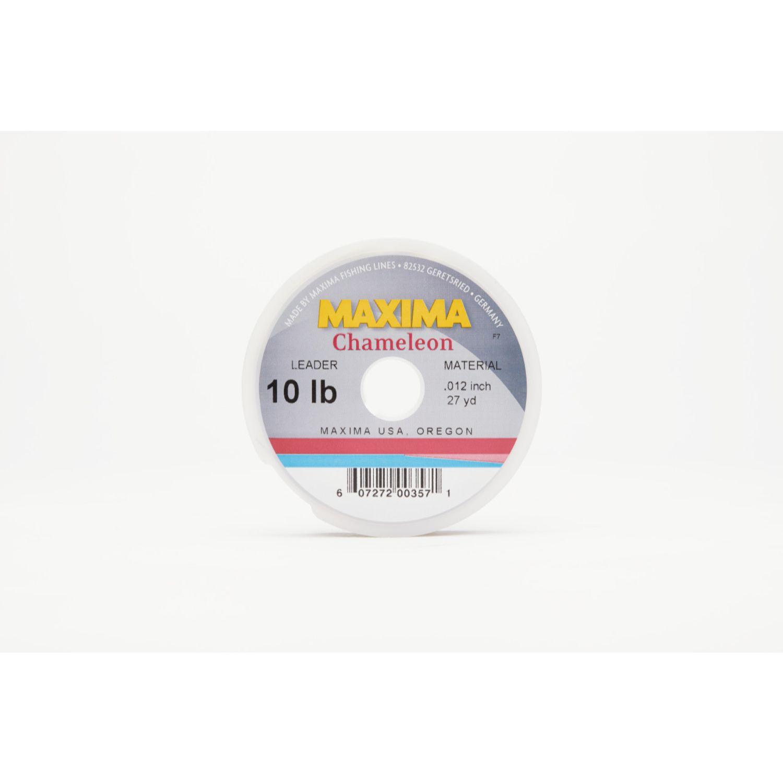 Maxima Chameleon Leader Wheel 10lb 27yds