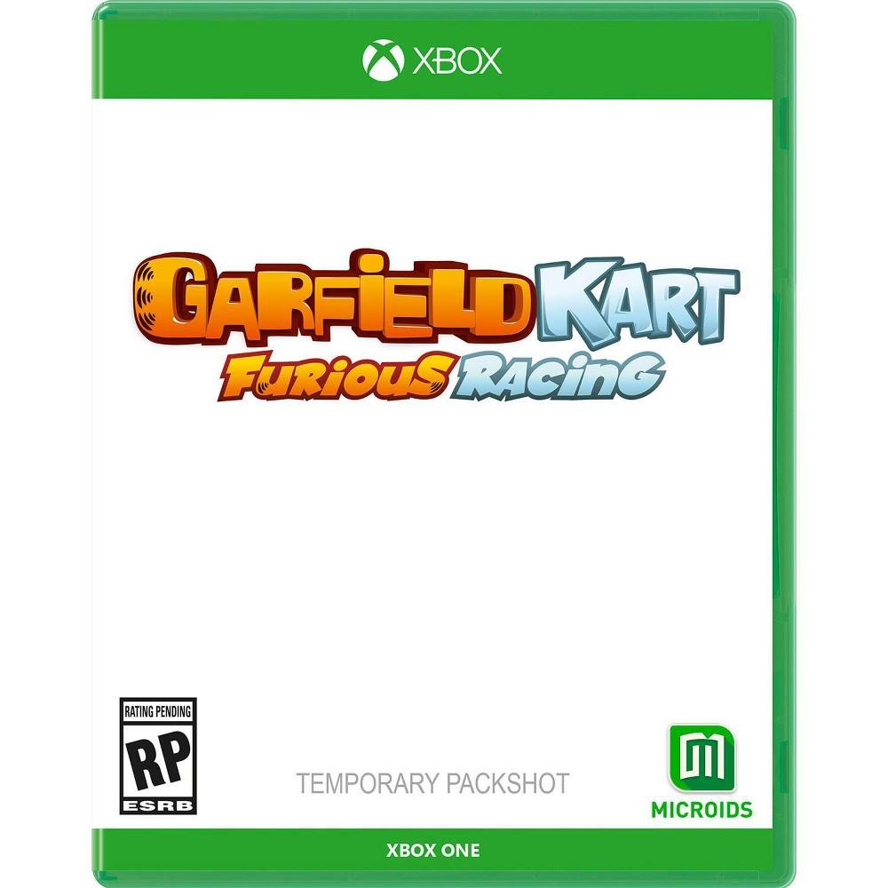 Garfield Kart Furious Racing X