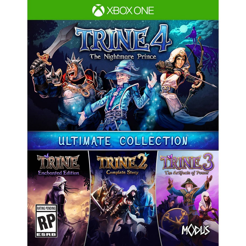 Trine Ultimate Collection XB1