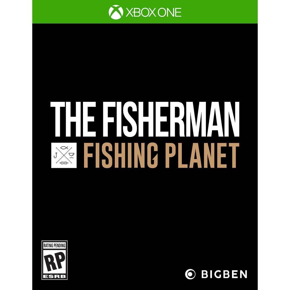 The Fisherman Fishing Planet X