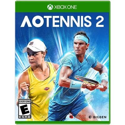 AO Tennis 2 XB1
