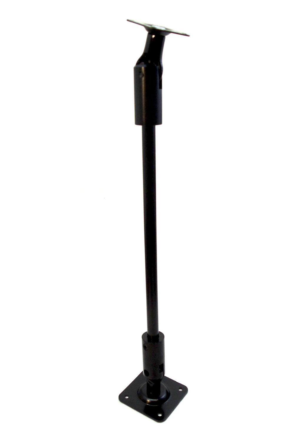 "15"" TALL ADJUSTABLE PEDESTAL MOUNT FOR RADIOS"