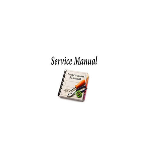 SERVICE MANUAL 27MCB & MCB20