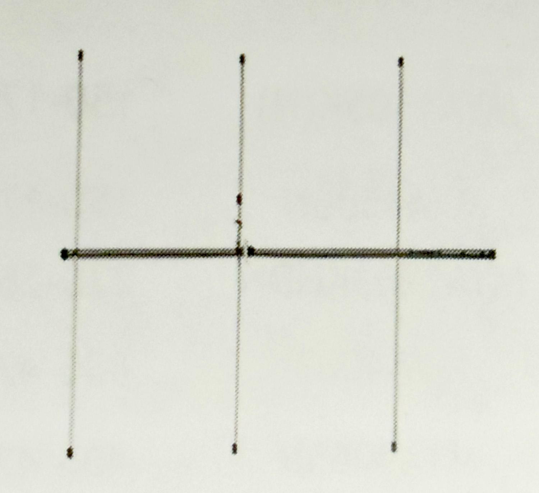 150-174MHZ, 3 ELEMENT YAGI, 7.1 DB