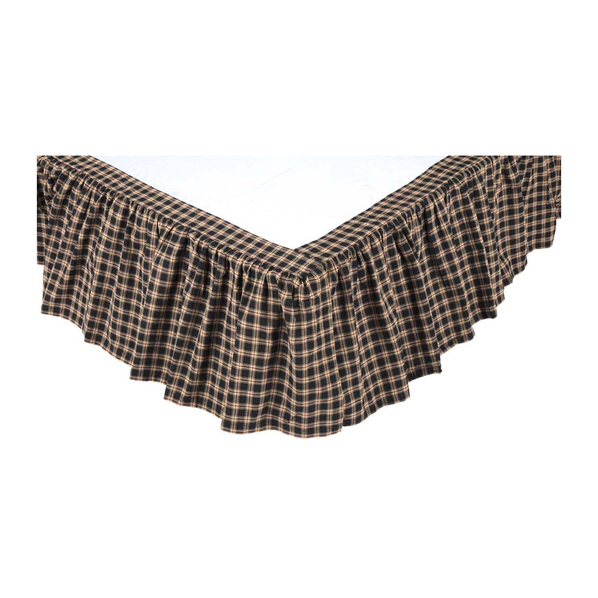 Bingham Star Queen Bed Skirt