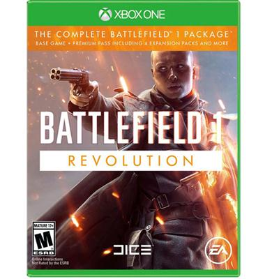 Battlefield 1 Revolutn Edt XB1