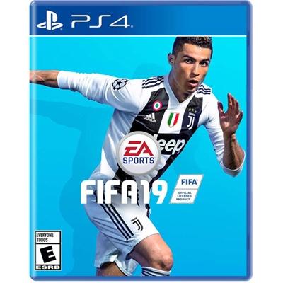 FIFA 19 US/MX PS4
