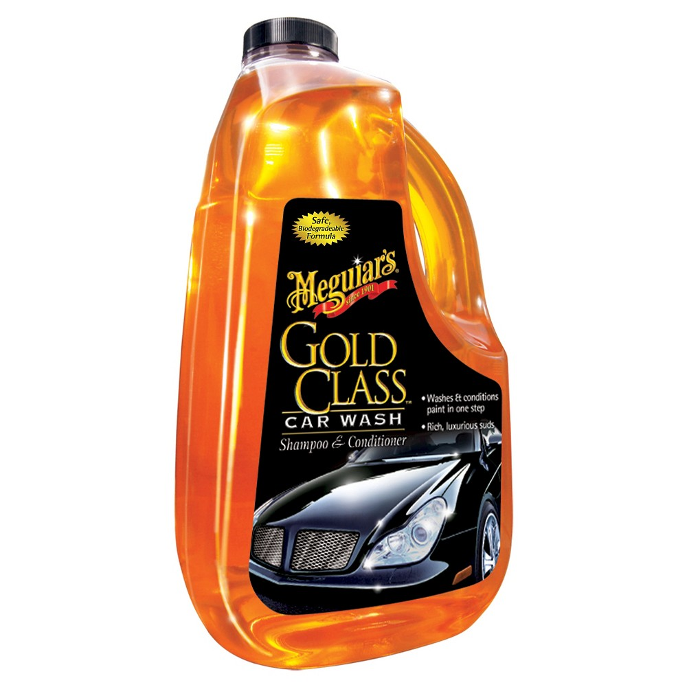 GOLD CLASS CAR WASH 64 OZ