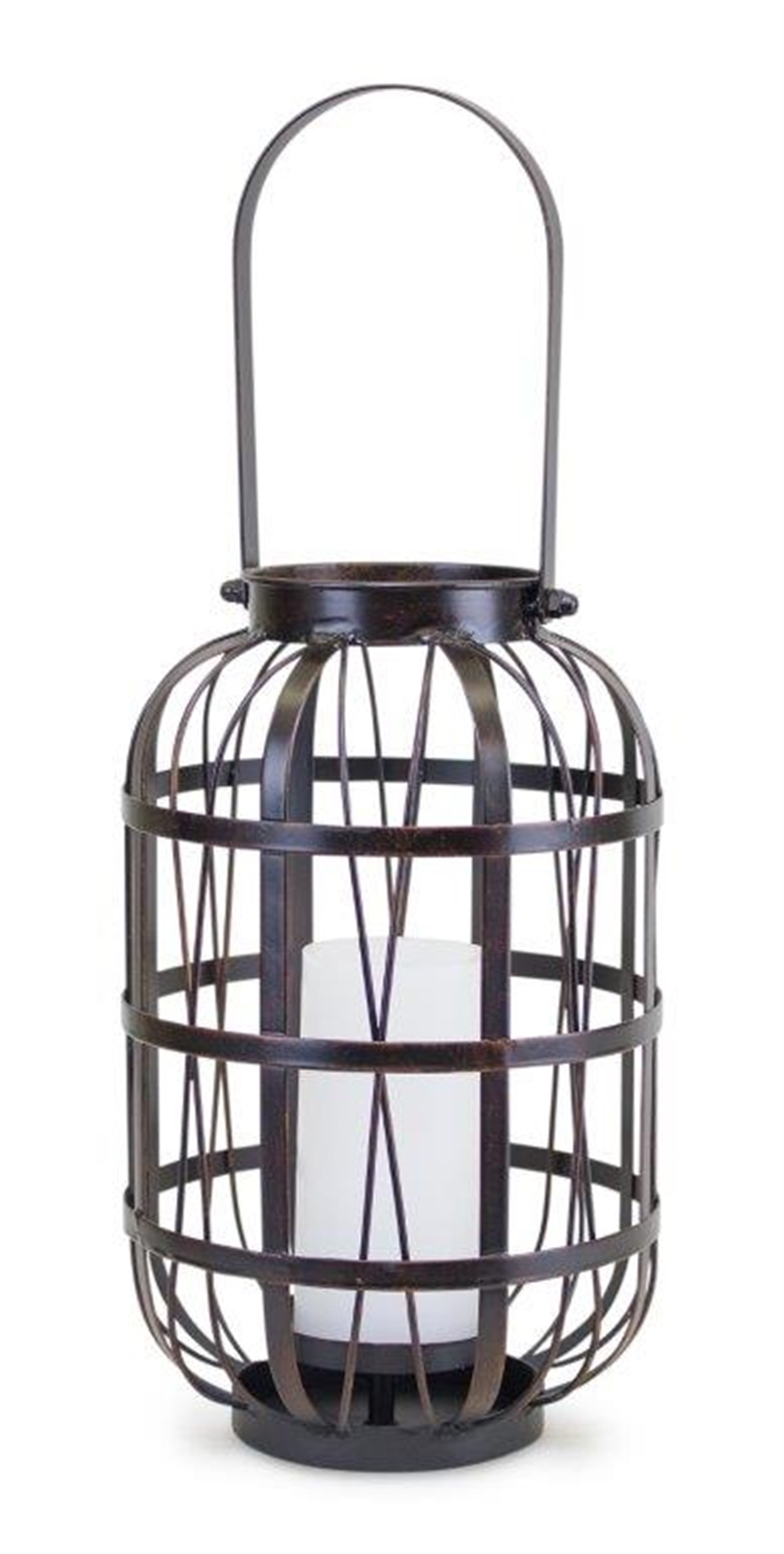 """Candle Holder 19.5""""H Metal"""