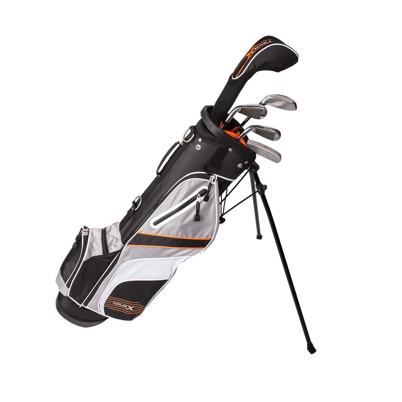 Tour X Size 3 5pc Jr Golf Set w/Stand Bag LH