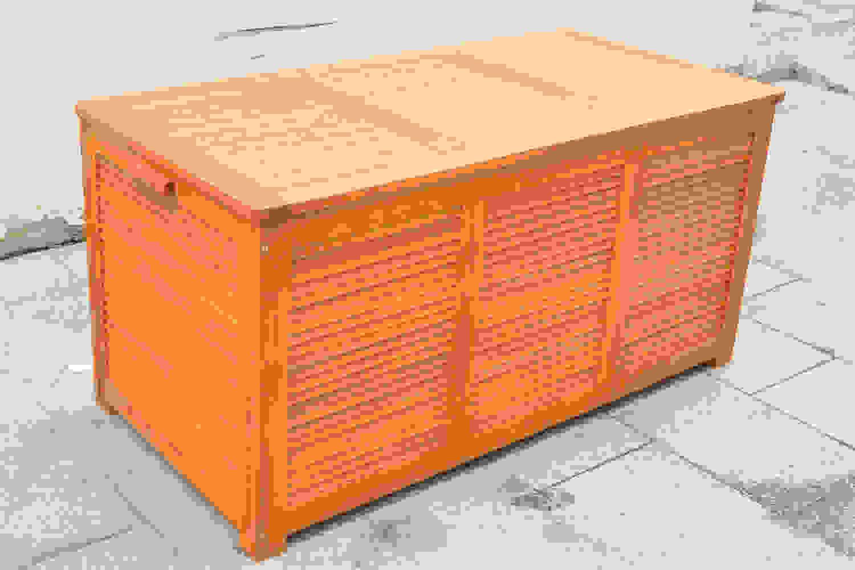 Outdoor Cushion Storage Deck Box