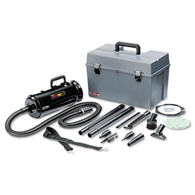 DataVac/3 Pro Series 1.7-HP, 2-Speed Motor Toner Vacuum with Carrying Case