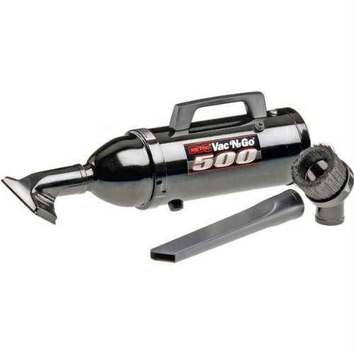 Vm4B500 Vac 'N' Go 500-Watt Hi-Performance Hand Vacuum