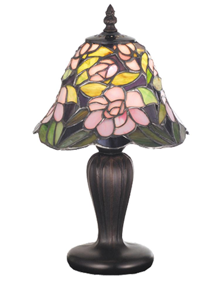 """13""""H Begonia Mini Lamp"""