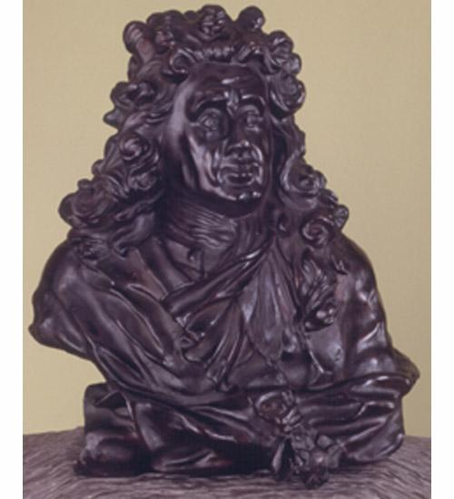 """14""""H Samuel Bernard Statue"""