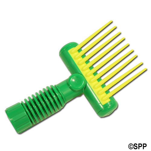 Cartridge Cleaner, Pool Aqua Comb, Green, Spa Filter