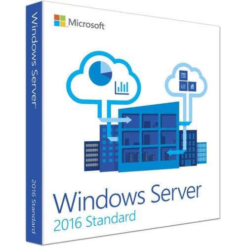 Server 2016 Std 16 Core AL POS