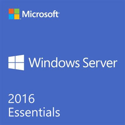 Server 2016 Essentials 2CPU