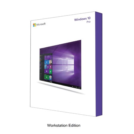 Windows 10 Pro for Workstation