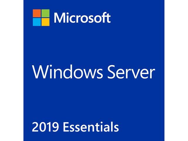 Server 2019 Essentials 2CPU