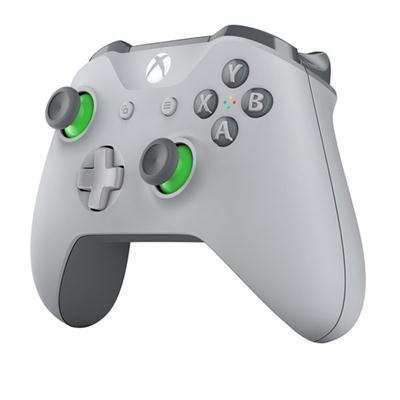 XboxOne WL CtrllrC Grey Grn