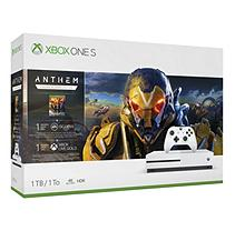 XBOX ONE S 1TB Anthem Bundle