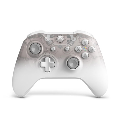 Xbox One Phantom White Control