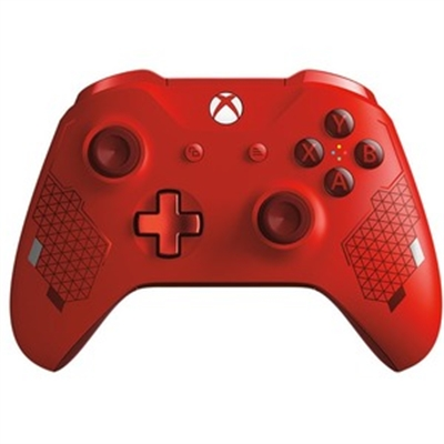 Xbox One Wrieless C Red Sport