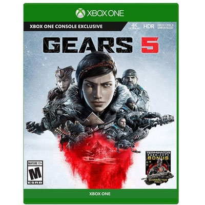 Gears of War 5 Standard ED XB1
