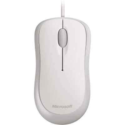 Bsc Optcl Mouse for Bsnss-Wht