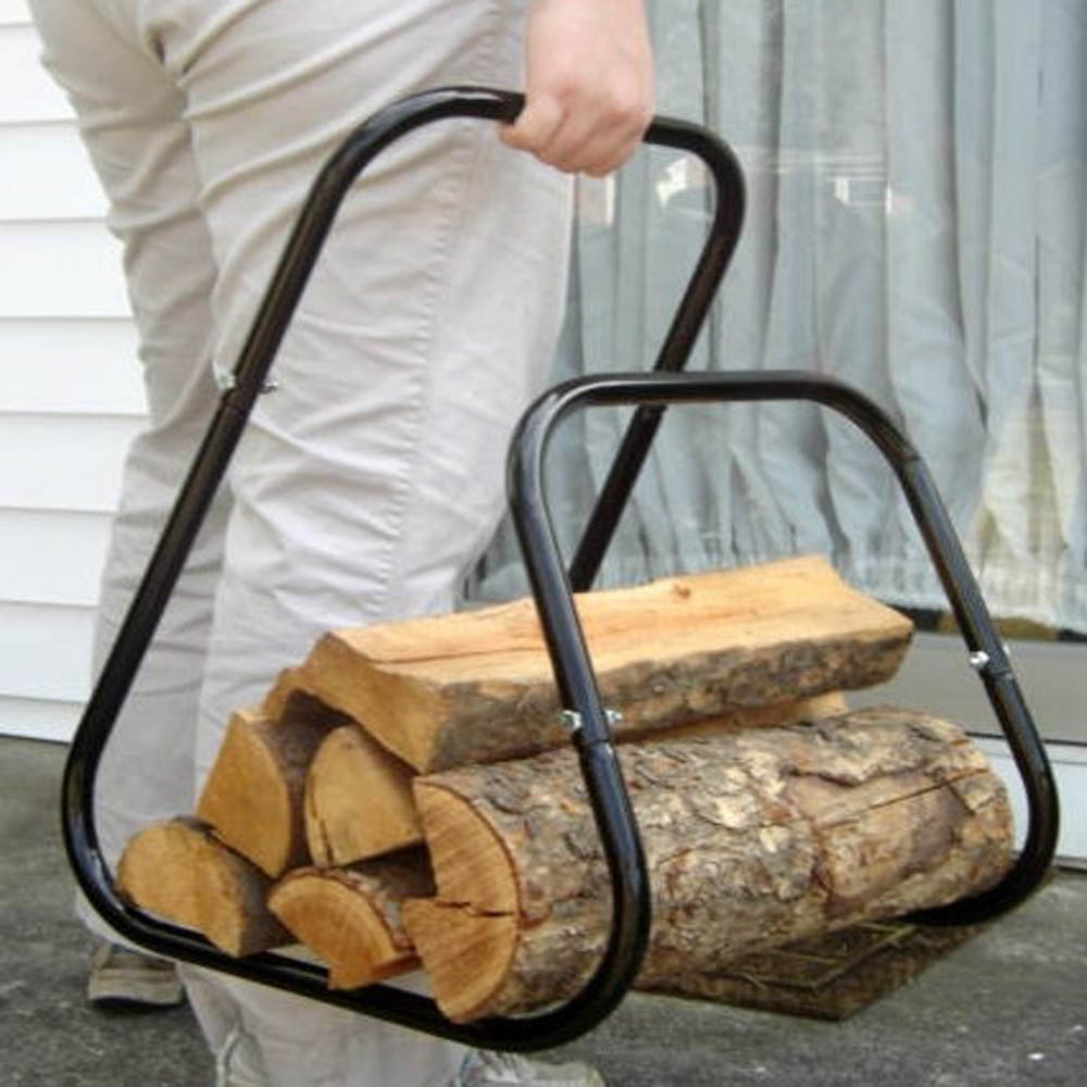 TUBULAR LOG CARRIER/STAND