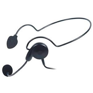 BEHIND THE HEAD/SINGLE EAR/PTT/BOOM MIC