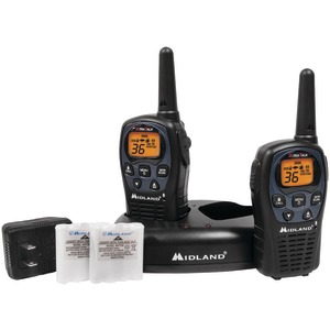 36CH 26MI FRS GMRS NOAA,ALERTS,CHRGR,BATTERIES