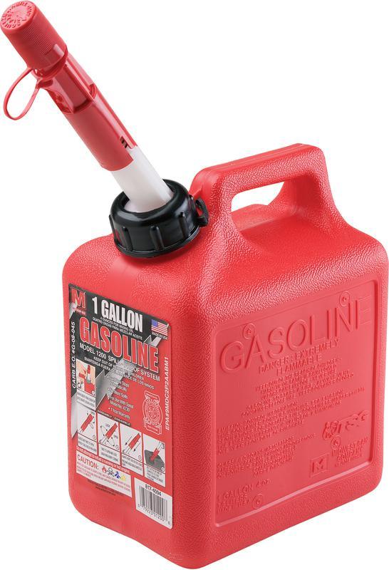 1+ GALLON GAS CAN
