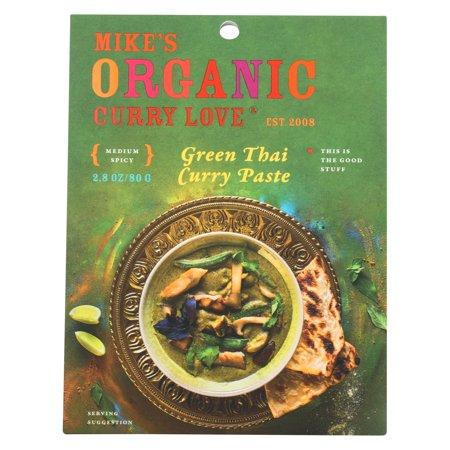 Curry Green Thai Pste ( 6 - 2.8 OZ )