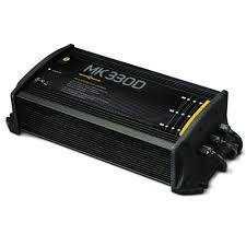 Minn Kota MK-330D Digital Linear Charger 3 Bank 10 Amp