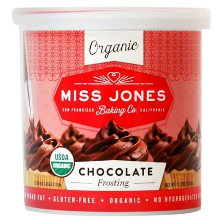Miss Jones Organic Chocolate Frosting (6x320 GRAM)