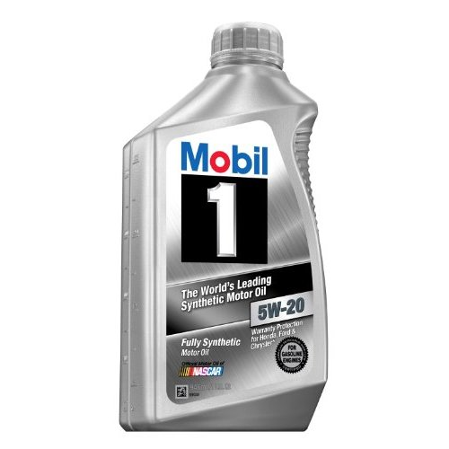 SYNTHETIC MOTOR OIL (5W20) 1 QUART, 6-PACK