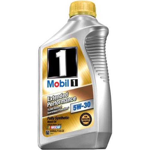 EXTENDED PERFORMANCE MOTOR OIL 5W30, 6-PACK