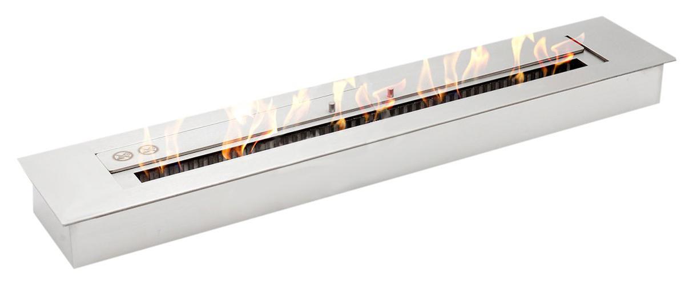 "Pro 36"" Ethanol Fireplace Burner Insert"