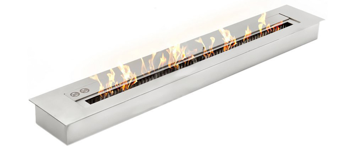 "Pro 47"" Ethanol Fireplace Burner Insert"