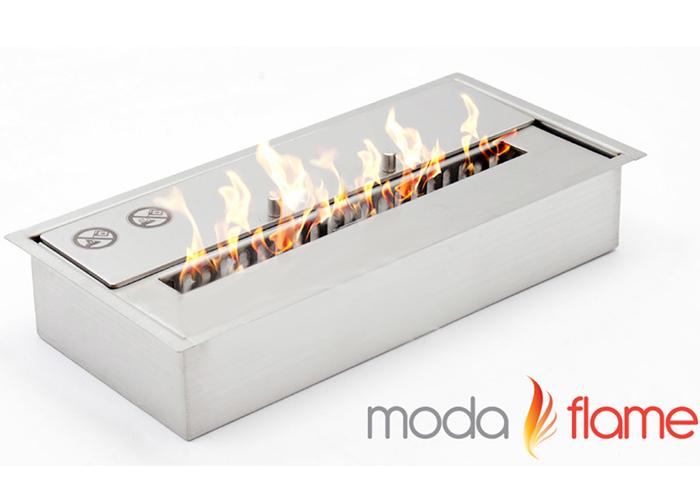 Pro 1.5L Bio Ethanol Fireplace Burner Insert