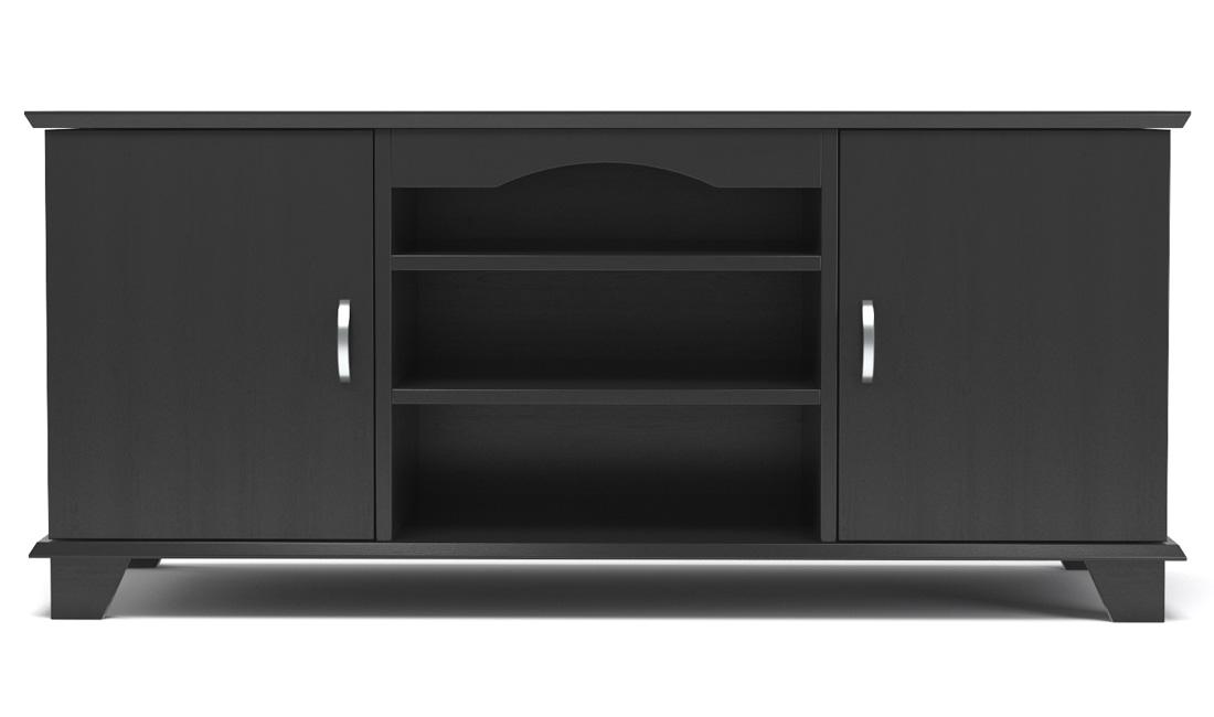 Chester 60 Inch TV Console - Black
