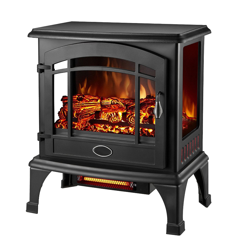 "Bedford 20"" Electric Fireplace Stove"