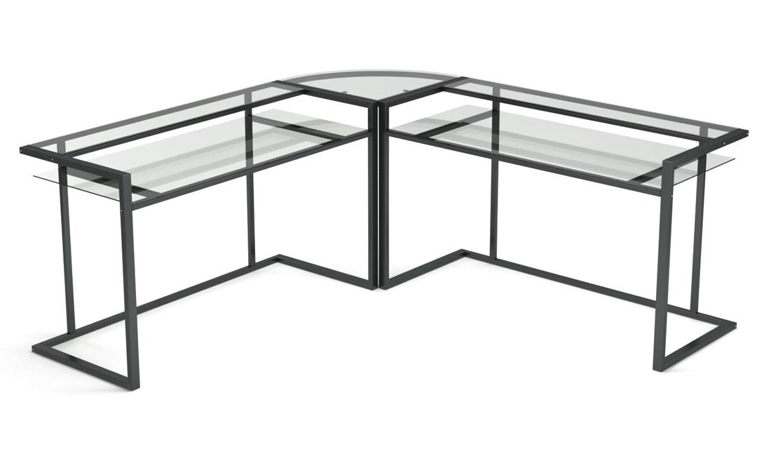 Belmac C Frame Computer Desk